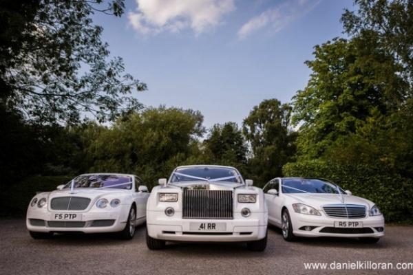 Wedding Car Hire Cheshire Rolls Royce